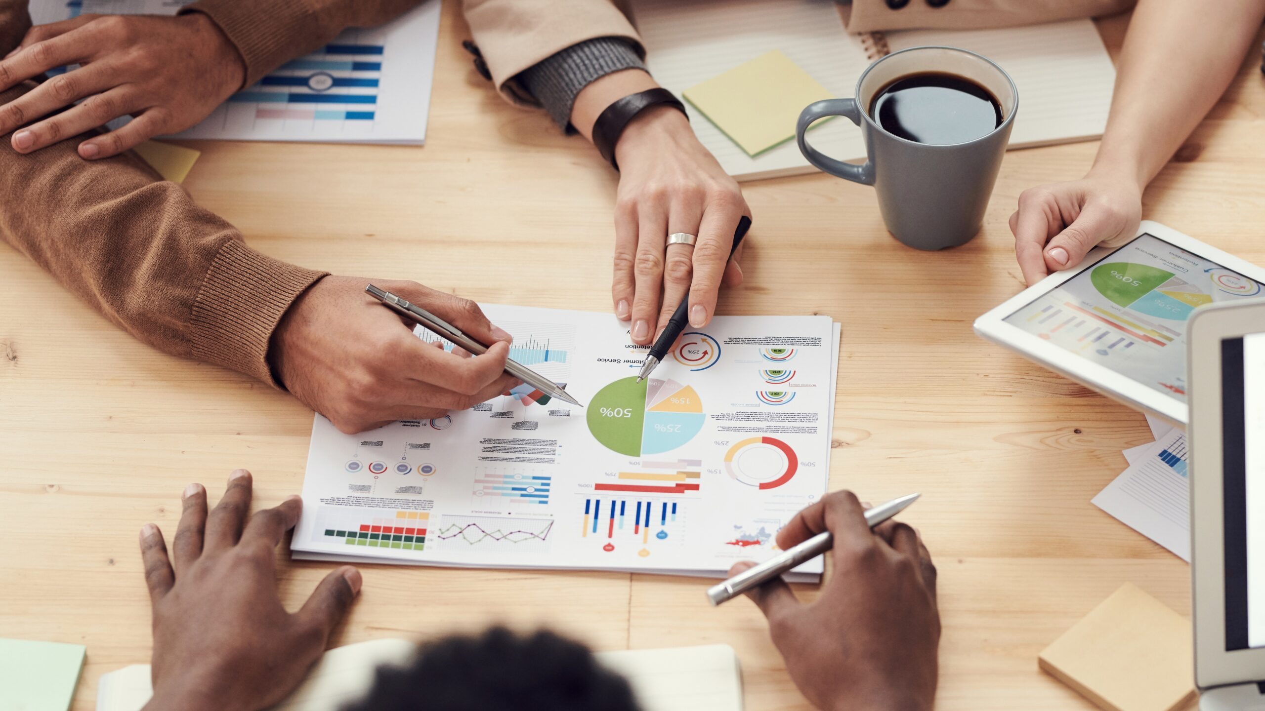 Fundraising strategy and planning